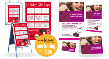 Marketing in a Box Package